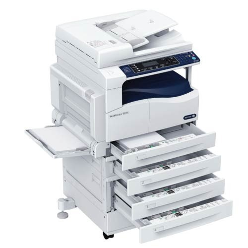 Color Multifunction Machine - Xerox Multi Function Machine