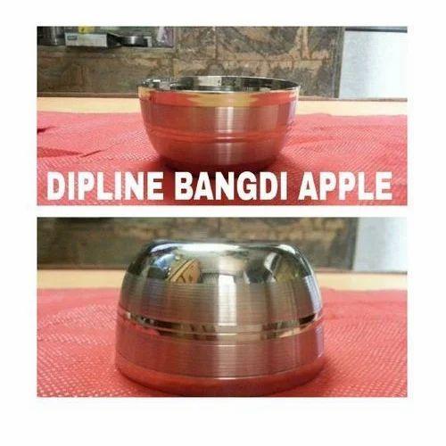 Ss Dipline Stainless Steel Wati, For HotelRestaurant | ID