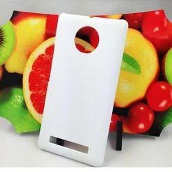 Plastic Micromax YU Yunique 3D Sublimation Phone Cases