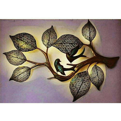 Marvelous Metal Tree Wall Decor