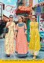 Kajal Fashion Loreal Vol 1 Long Designer Ethnic Wear Kurtis Online Shopping