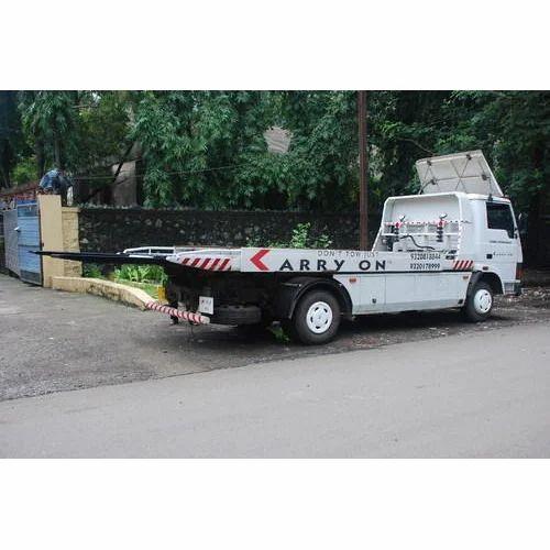 gi recovery truck body fabrication service in chakan pune sagar