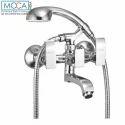 Moca Brass Bath Fittings