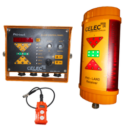 Laser Land Leveler Receiver and Control Box