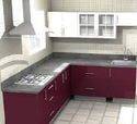 Semi Modular Kitchen Services