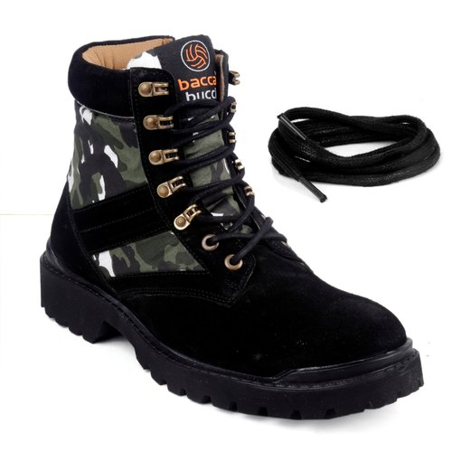 02e3b4d98c7 Bacca Bucci Military Boots For Men