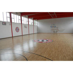 Haro Basketball Flooring