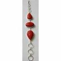 Handmade Gemstone 92.5 Sterling Silver Bracelets