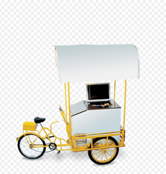 Mobile freezer