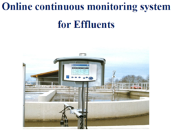 CONTINUOUS ONLINE MONITORING SYSTEMS FOR AIR / STP / ETP / WTP, SEC