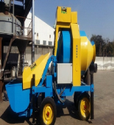 Fully Automatic Concrete Mixer