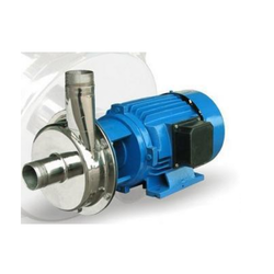 1.0 to 20 hp Stainless Steel Pump, Capacity: Up to 120 m3/hr