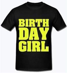 c0c6d2b8 Polyester Women Sprinklecart Birthday Unique T Shirt, Rs 250 /piece ...