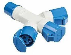 16/3 Industrial Plug Socket