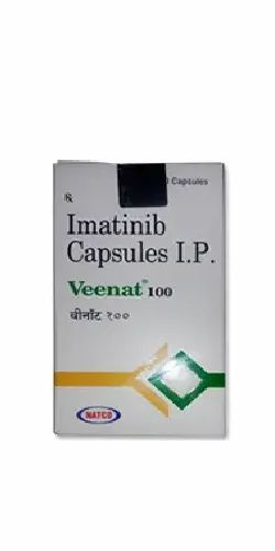 Imatinib Veenat 100 mg Capsules for Hospital