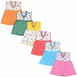Knee Length Girls Casual Midi Dress