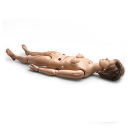 Advanced Patient Care Simulator With Ostomy