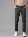 Standard Grey Trouser For Men