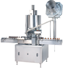 Jar Capping Machine