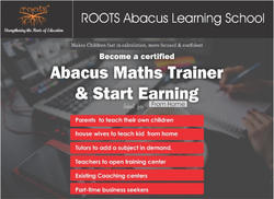 Roots Abacus Learning School, Delhi - School / College