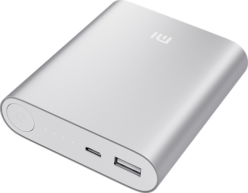 Travel MI Power Bank 10400mAh, Model Number: 8507, Packaging Type: Box