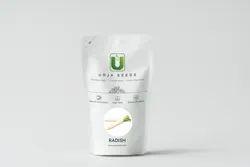 Urja Seeds Hybrid Radish US (F1-101Imported)