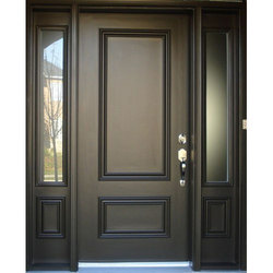 Mild Steel Home Entrance Door