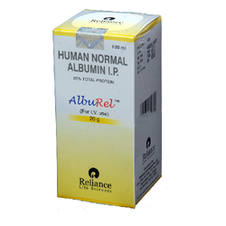 Alburel (Human Albumin 20%