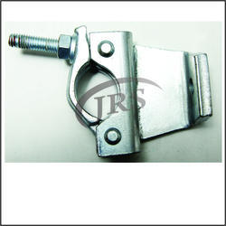 Silver Drop Forged Fixed Girder Coupler, Shape: Round