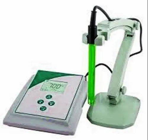 Table-Top Ph Meter, Model Name/Number: Sa054