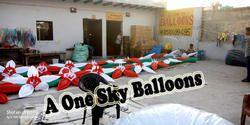 Flower Inflatabler Sky Balloons