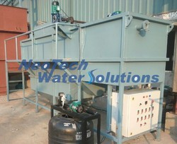 Automatic Dissolved Air Flotation Units, 1 to 100 KLPH