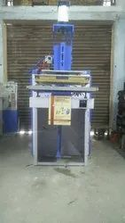 Pneumatic PVC Welding And Rexine Embossing Machine