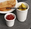 Eco-Friendly Sugarcane Bagasse Cups