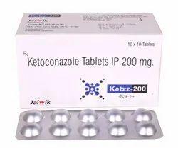 Ketoconazole 200 mg Tab