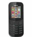 Black Nokia 130 Dual SIM Phone