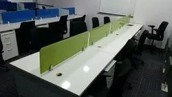 Figuerline Linear Workstations for Office