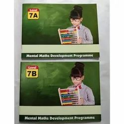 Level 7  Mental Maths Development Program Book