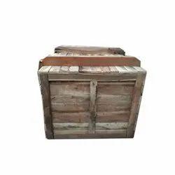 Square Hardwood Packaging Box, 16-25 mm, Box Capacity: 300-700 Kg