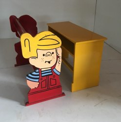 Wooden Woodcraft Play School Bench, Warranty: 1 Year, Dimensions: 2.5' X 2'