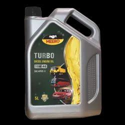 5L 15W-40 Turbo Diesel Engine Oil