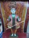 Lord Swami Narayan Marble Statue