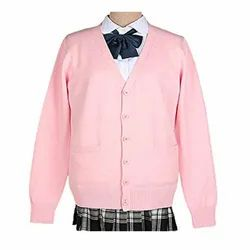 Prathamesh Winter Girl School Pullover