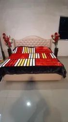 Double Bed Premium Multicolour Gullivar Blankets