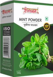 Packed Mint Powder