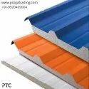 30mm - Kingspan Jindal PUF Insulated Sandwich Roof Panel