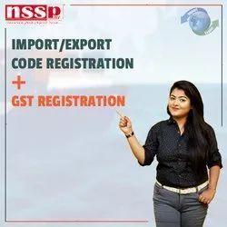 Import/Export Code Registration