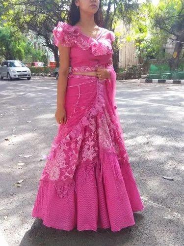 Avikalp fashion Bridal Wear Lehenga Choli