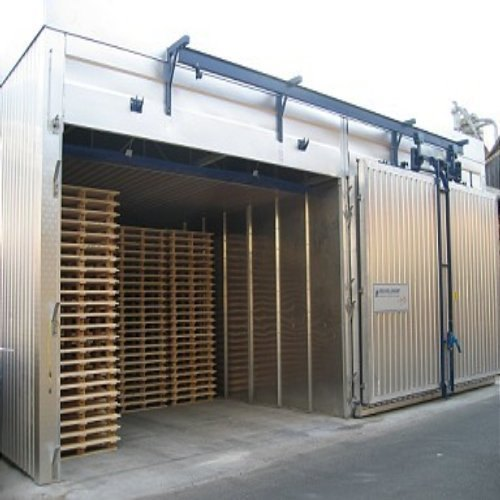 Wooden Pallet ISPM Heat Treatment Service