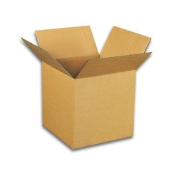 White Die-Cut 5 ply Corrugated Packaging Box